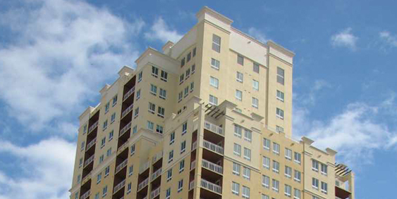 Toscano Apartments  in Downtown Miami